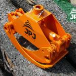 kulatinový drapák JPJ 0,10
